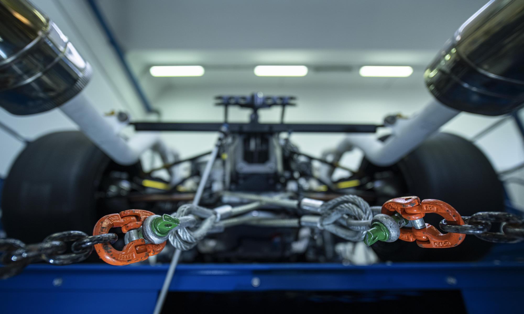 Lamborghini hypercar engine