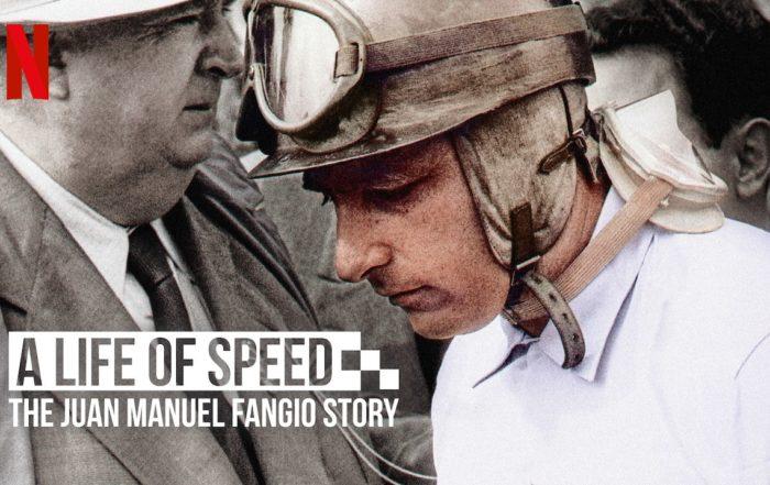 A Life of Speed Juan Manuel Fangio