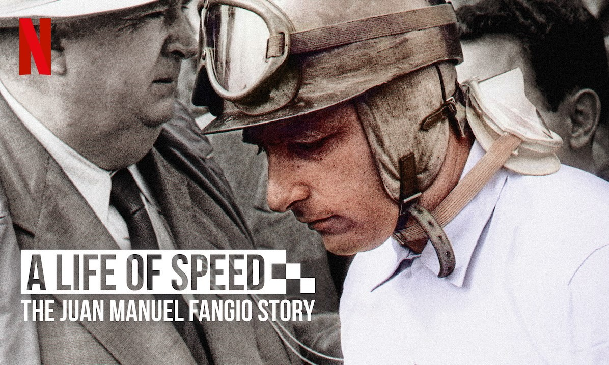 A Life of Speed Juan Manuel Fangio