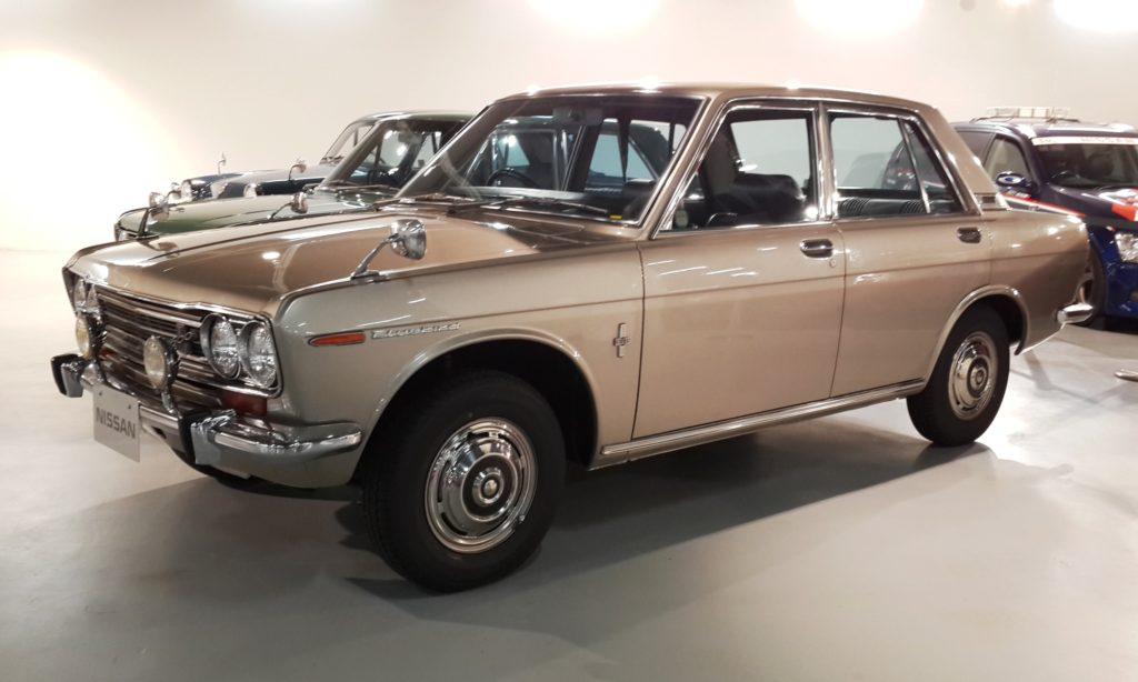 A Pristine Datsun SSS