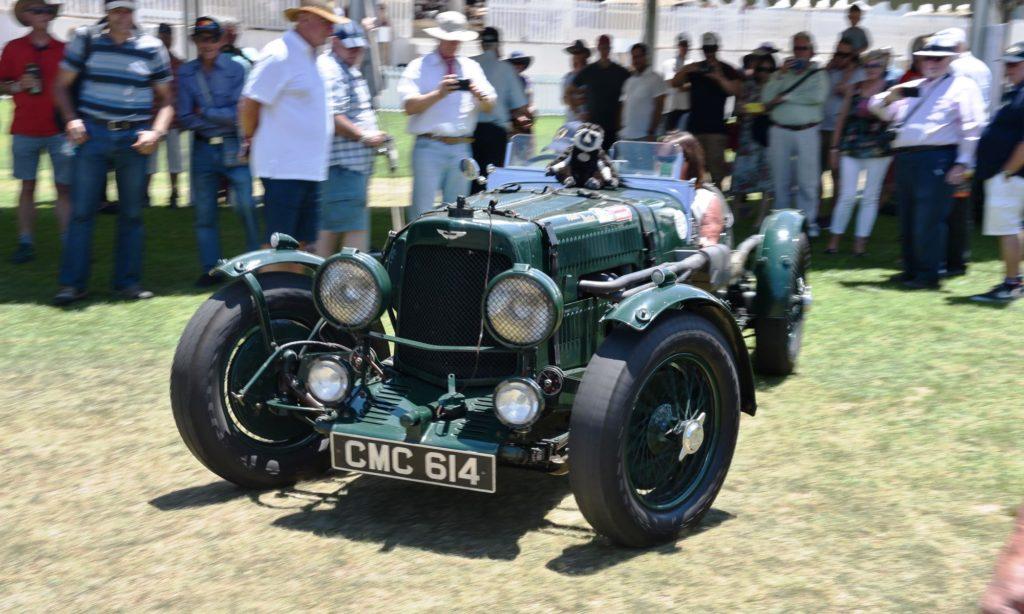 A big bruiser of a Bentley