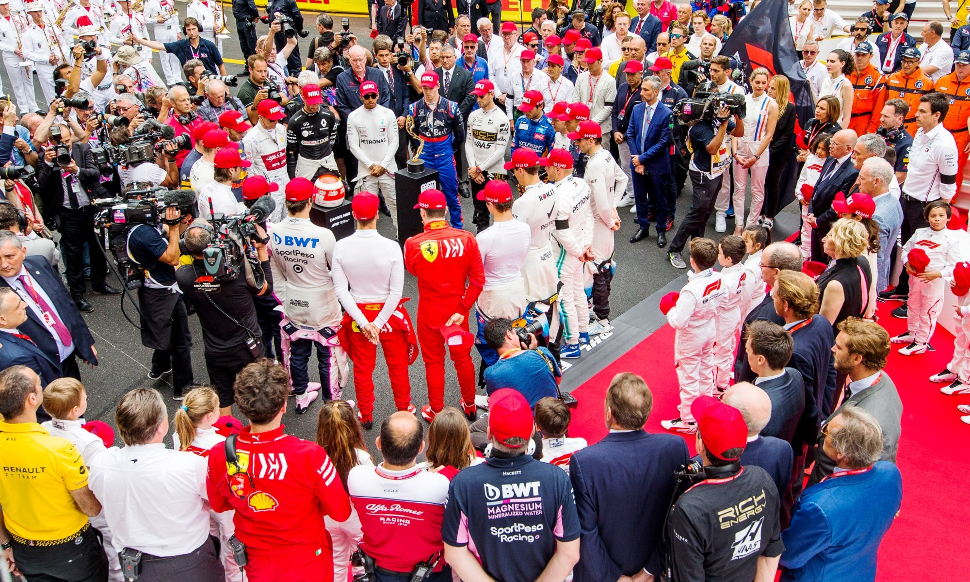 A ring of honour for Niki Lauda