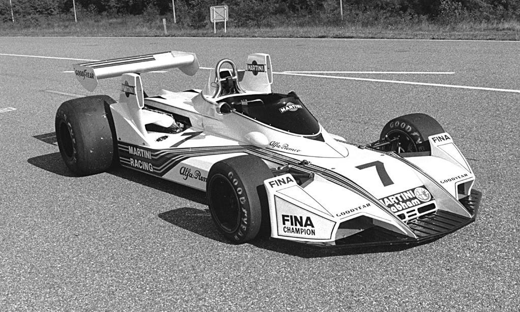 Brabham Alfa BT45