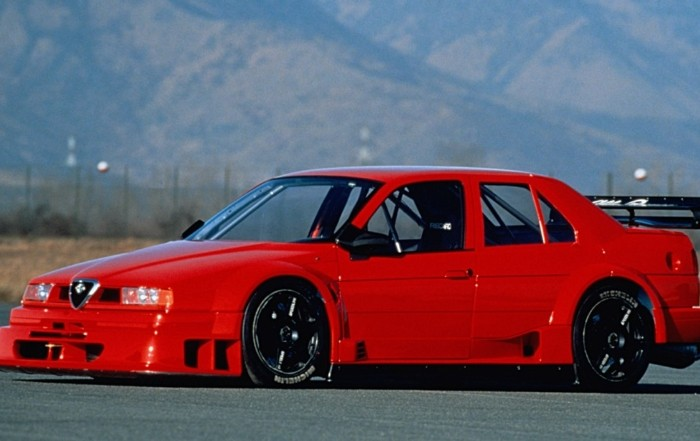 Alfa Romeo 155 2,5 V6 TI