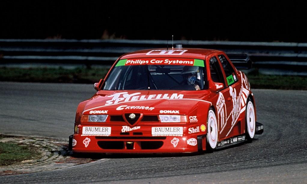 Alfa Romeo 155 TI V6