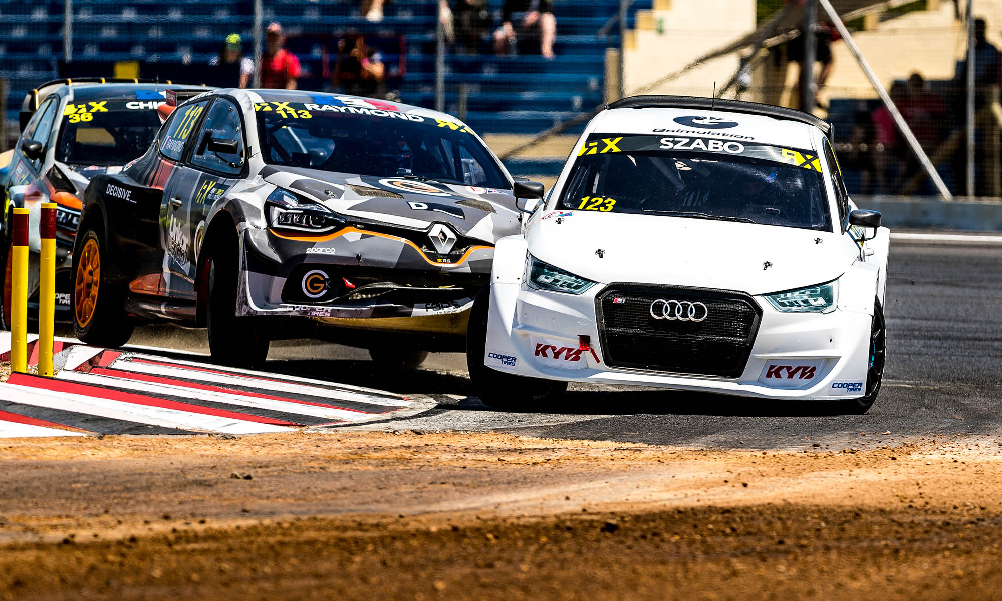 World Rallycross in SA Cancelled