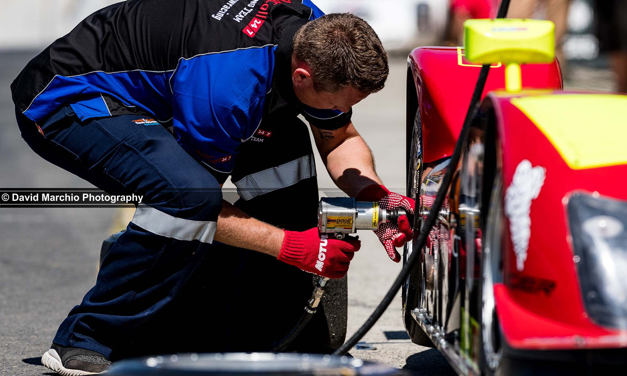 Pit crews worked tirelessly to ensure all cars were ready for the Campos 600 endurance showdown