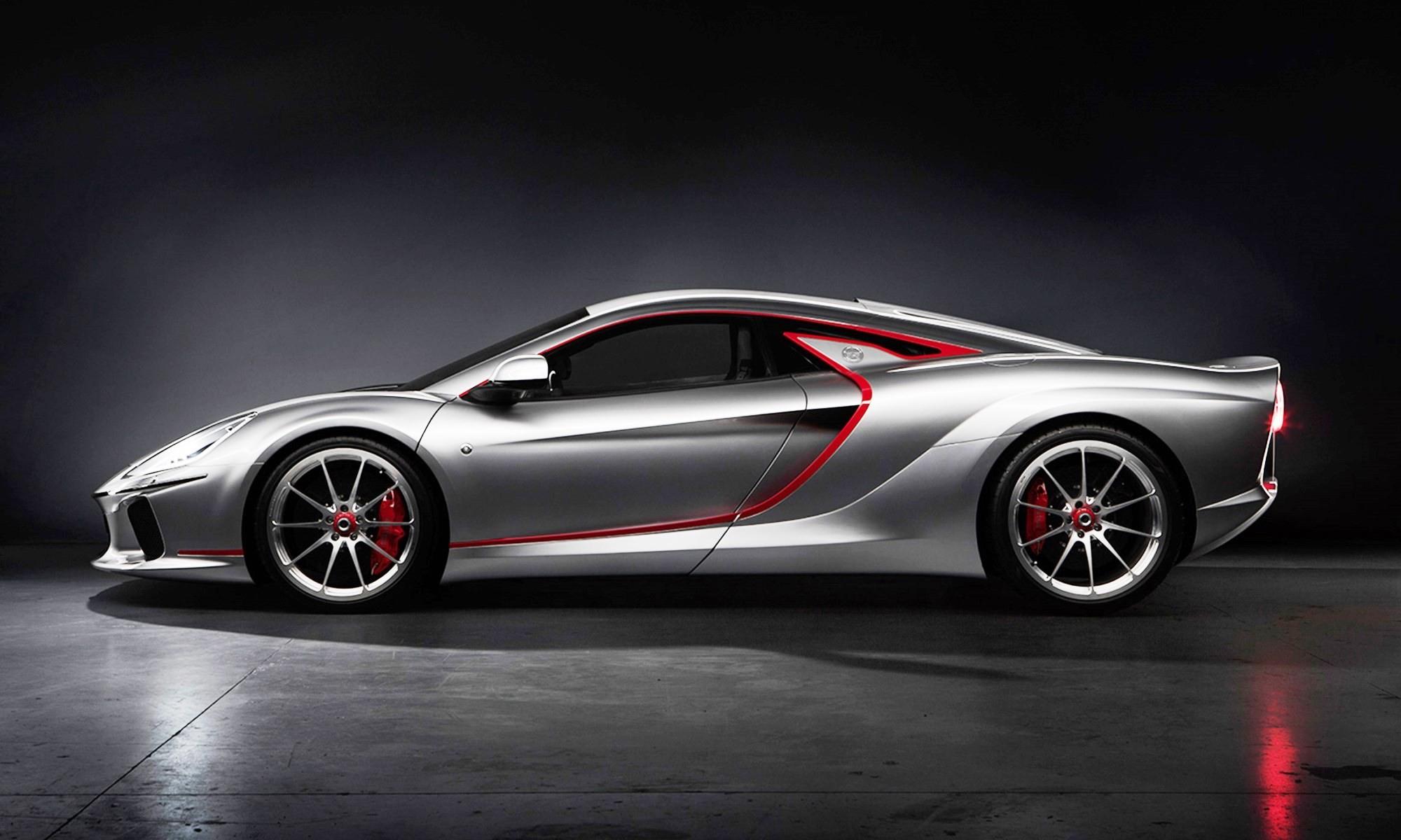 ATS GT Supercar profile