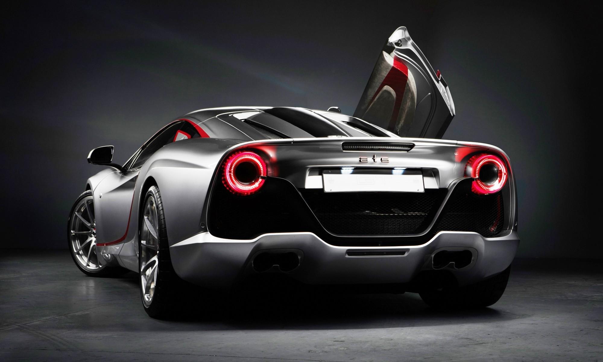 ATS GT Supercar rear
