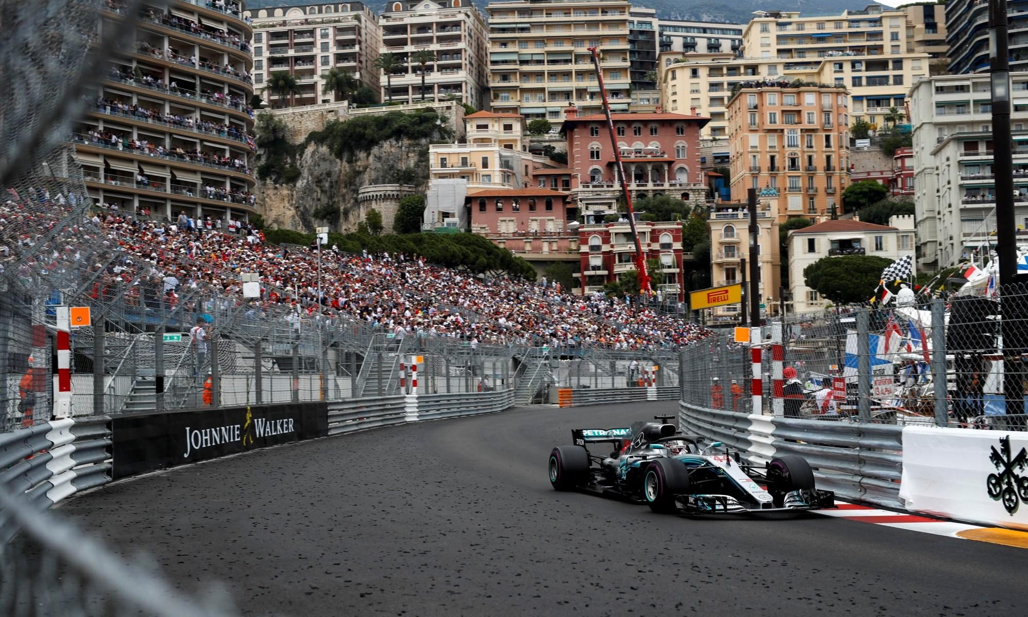 F1 preview Monaco 2019