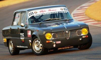 Alfa Romeo Giulia Ti Super driven
