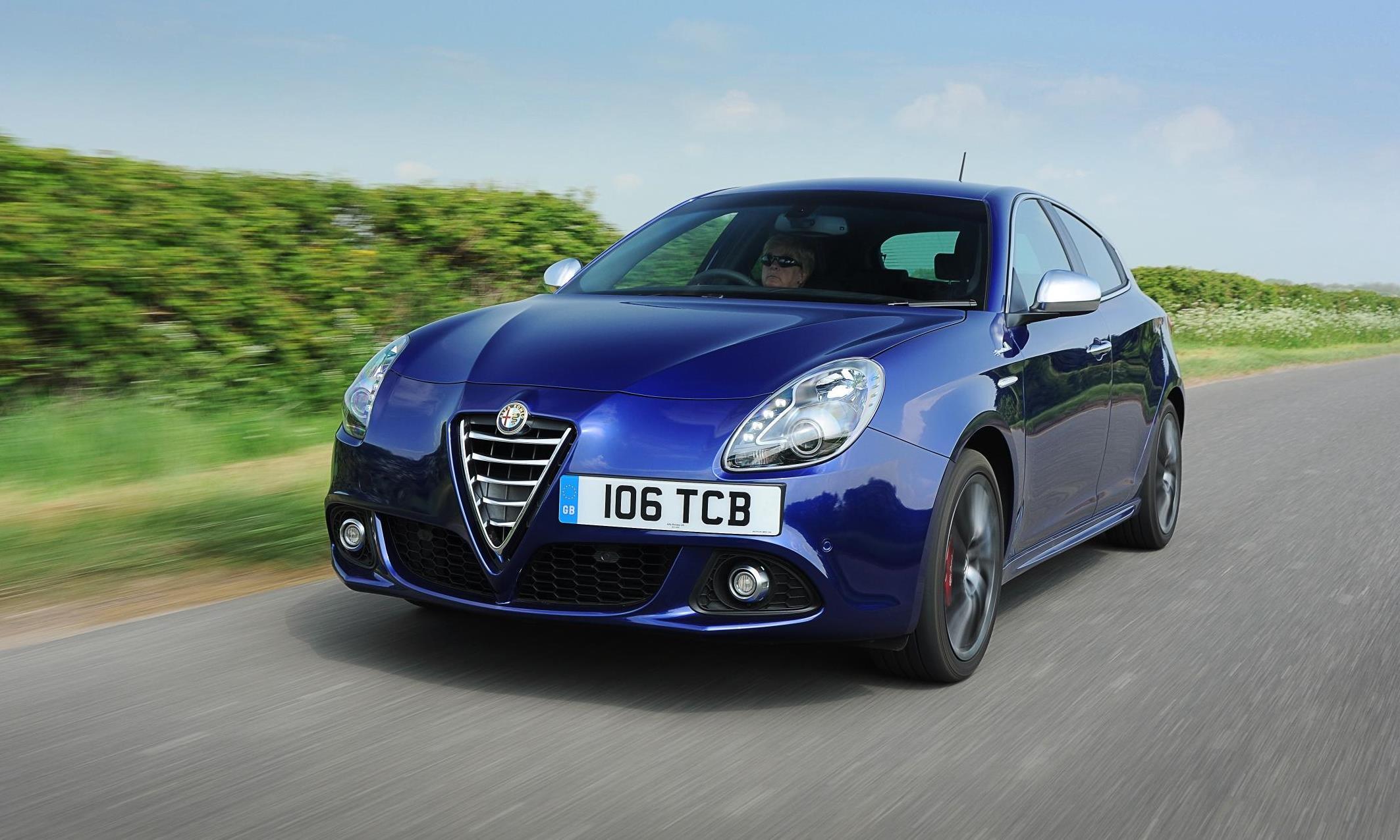 Alfa Romeo Giulietta 1.4 MultiAir Distinctive TCT