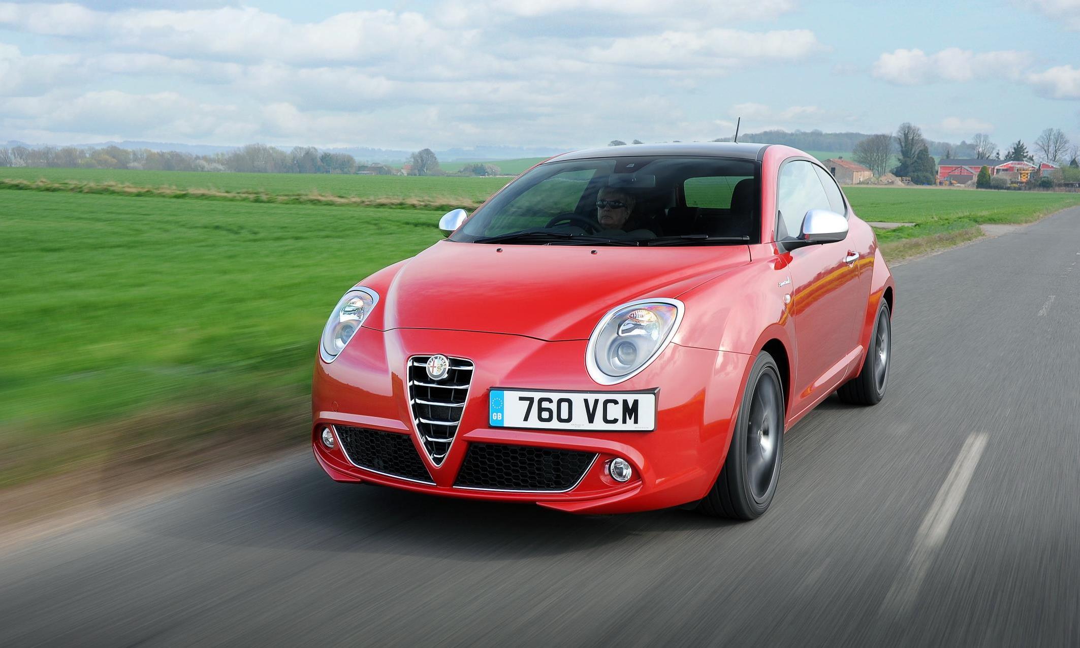 Alfa Romeo Mito 1.4 TB MultiAir Distinctive