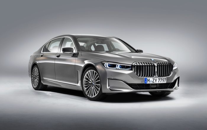 All-new BMW 7 Series