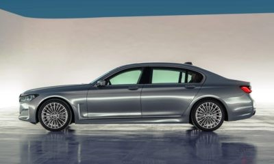 All-new BMW 7 Series profile