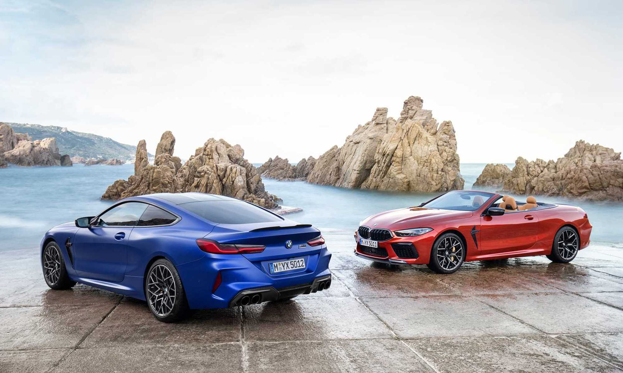 All-new BMW M8