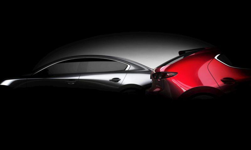 All-new Mazda3 teaser image
