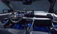 All-new Toyota Yaris interior