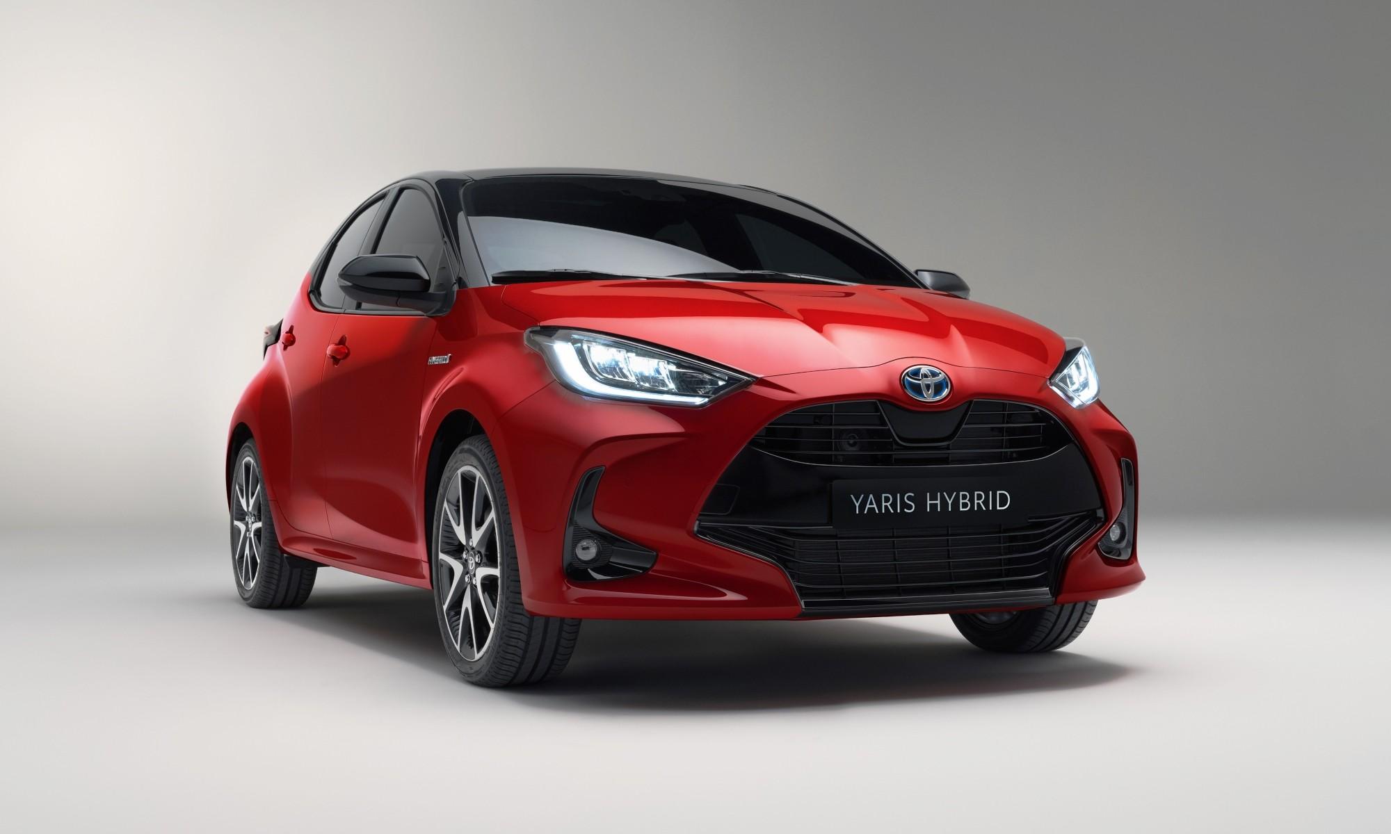 All-new Toyota Yaris