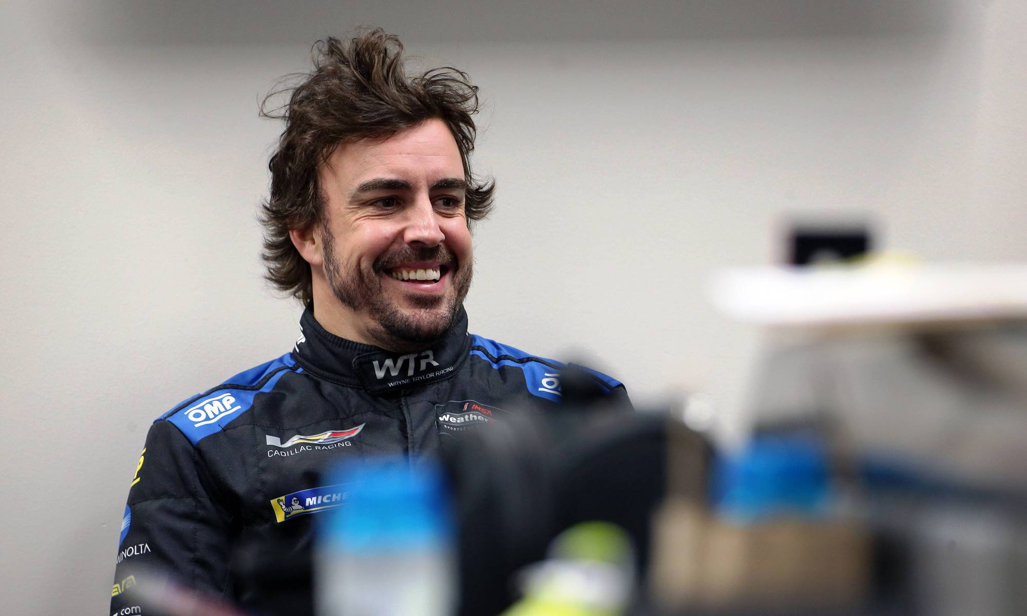 Alonso back to his winning ways