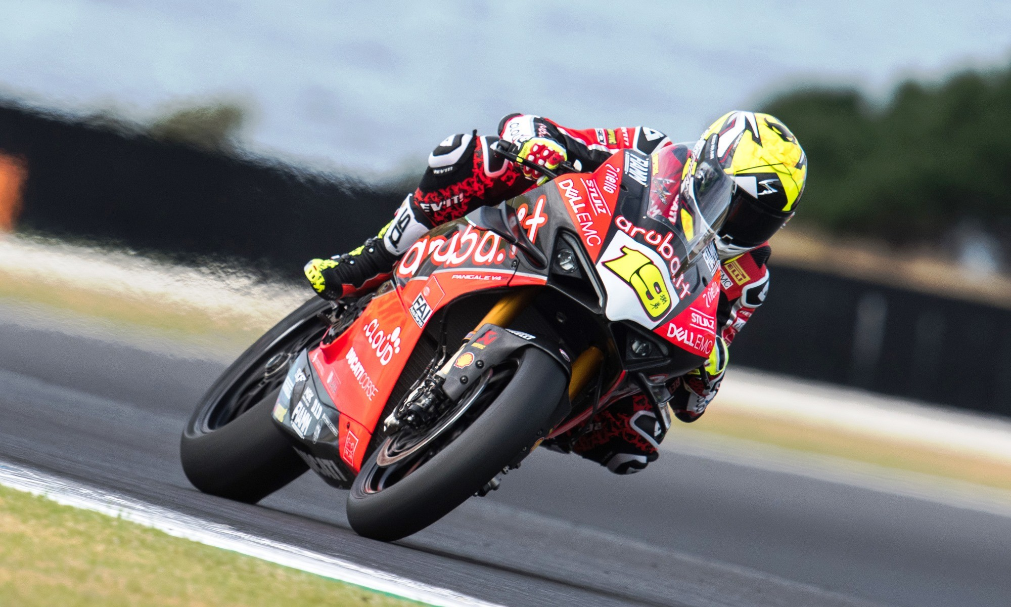 Alvaro Bautista at Philip Island