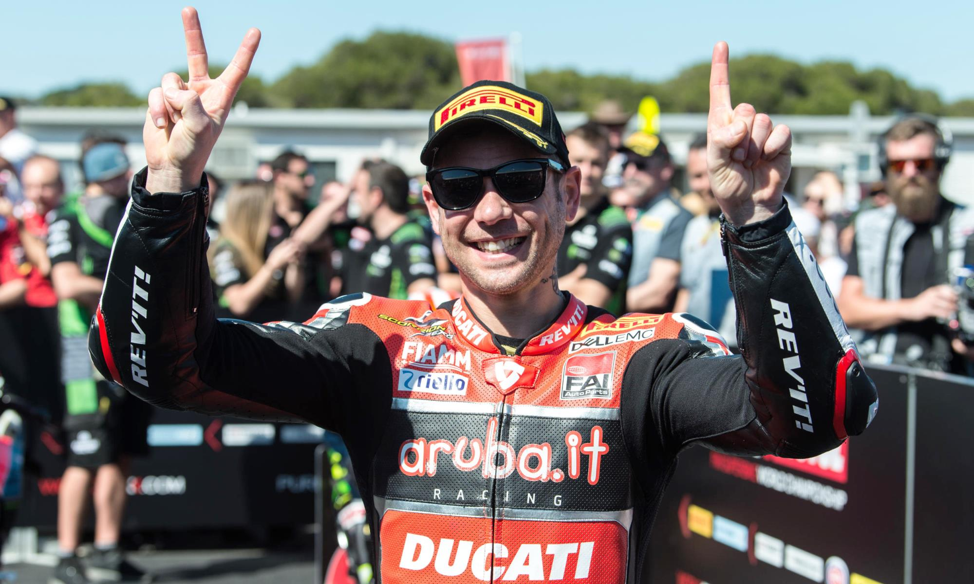 Alvaro Bautista has dominated World SBK in 2019