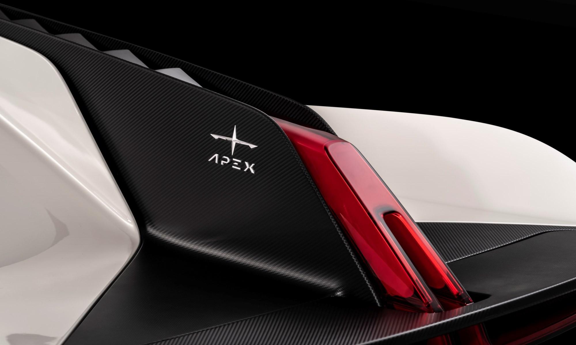 Apex AP-0 fin