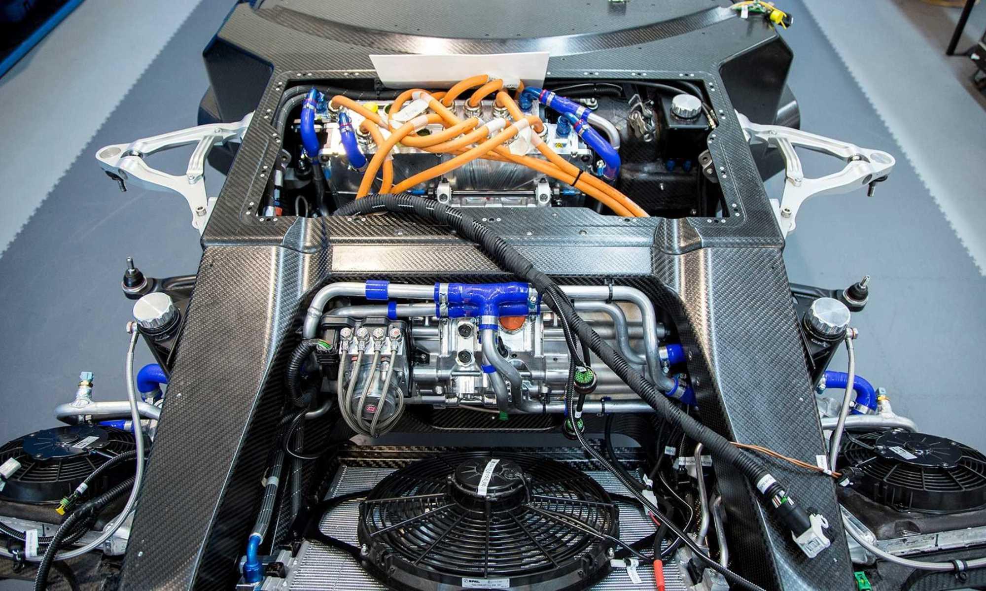Aspark Owl electronics