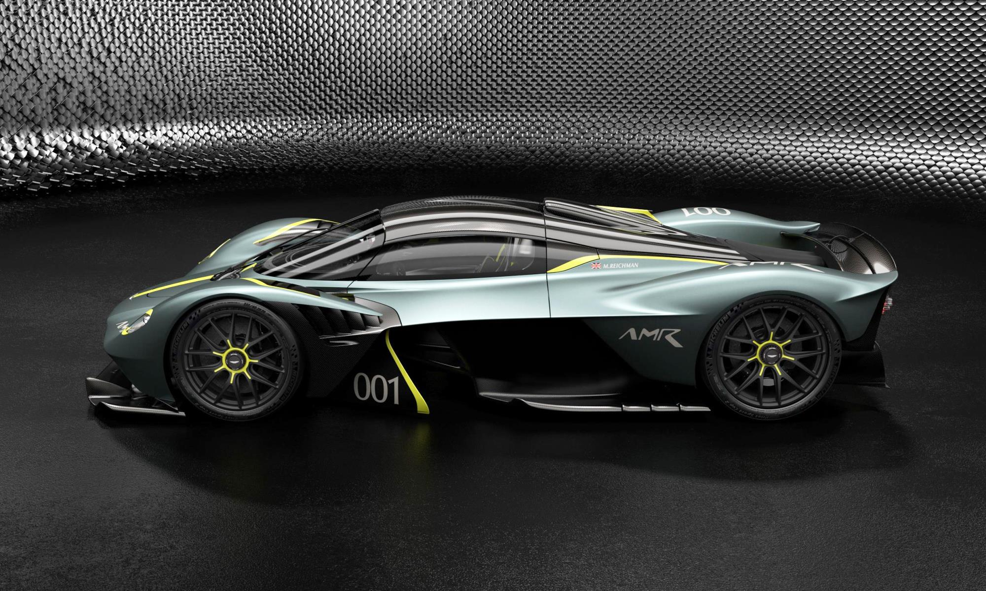 Aston Martin Valkyrie Track Performance Pack