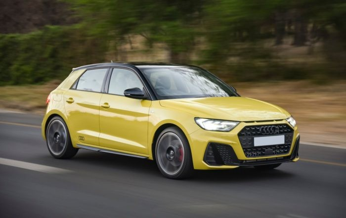 Audi A1 35 TFSI Advanced Driven