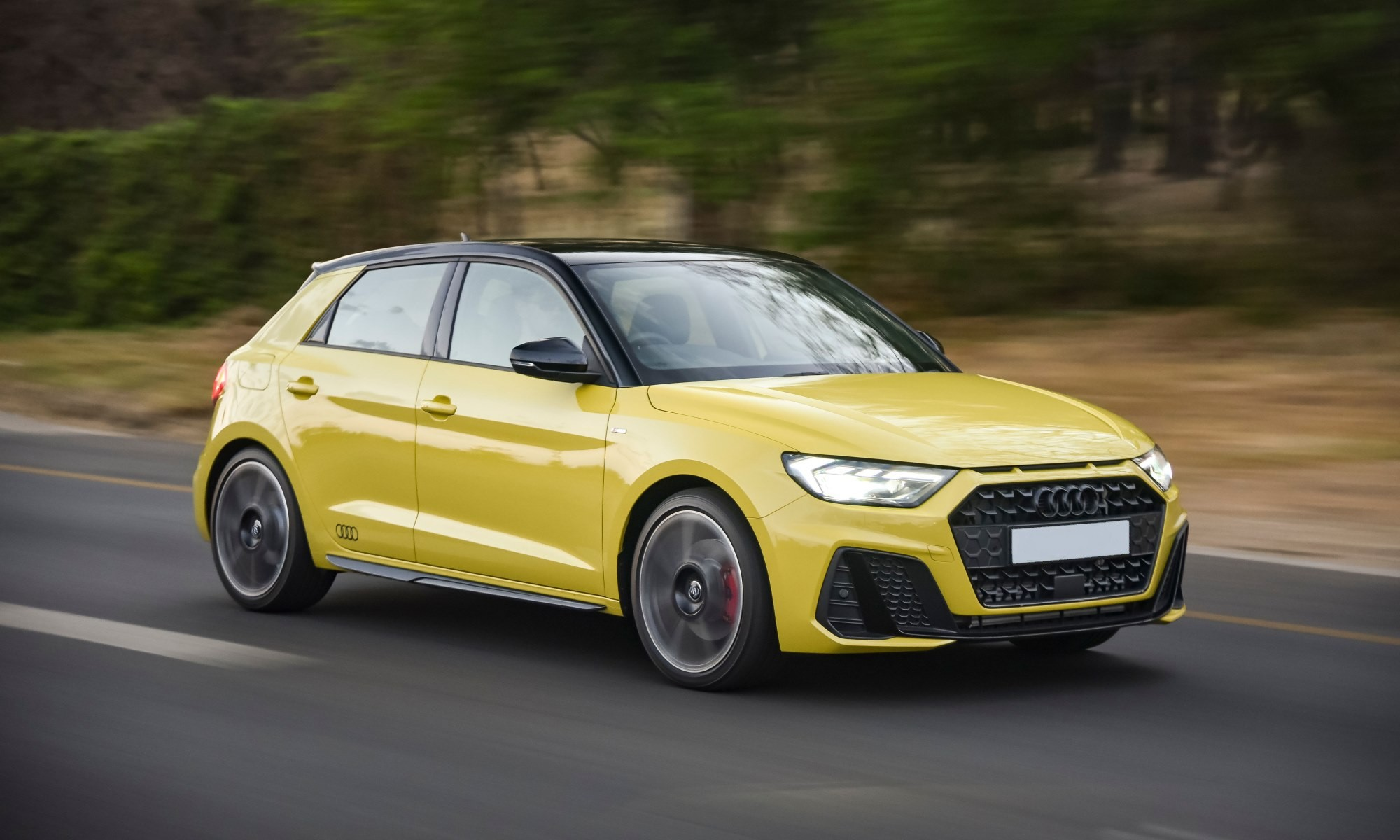 Audi A1 35 TFSI Advanced Driven