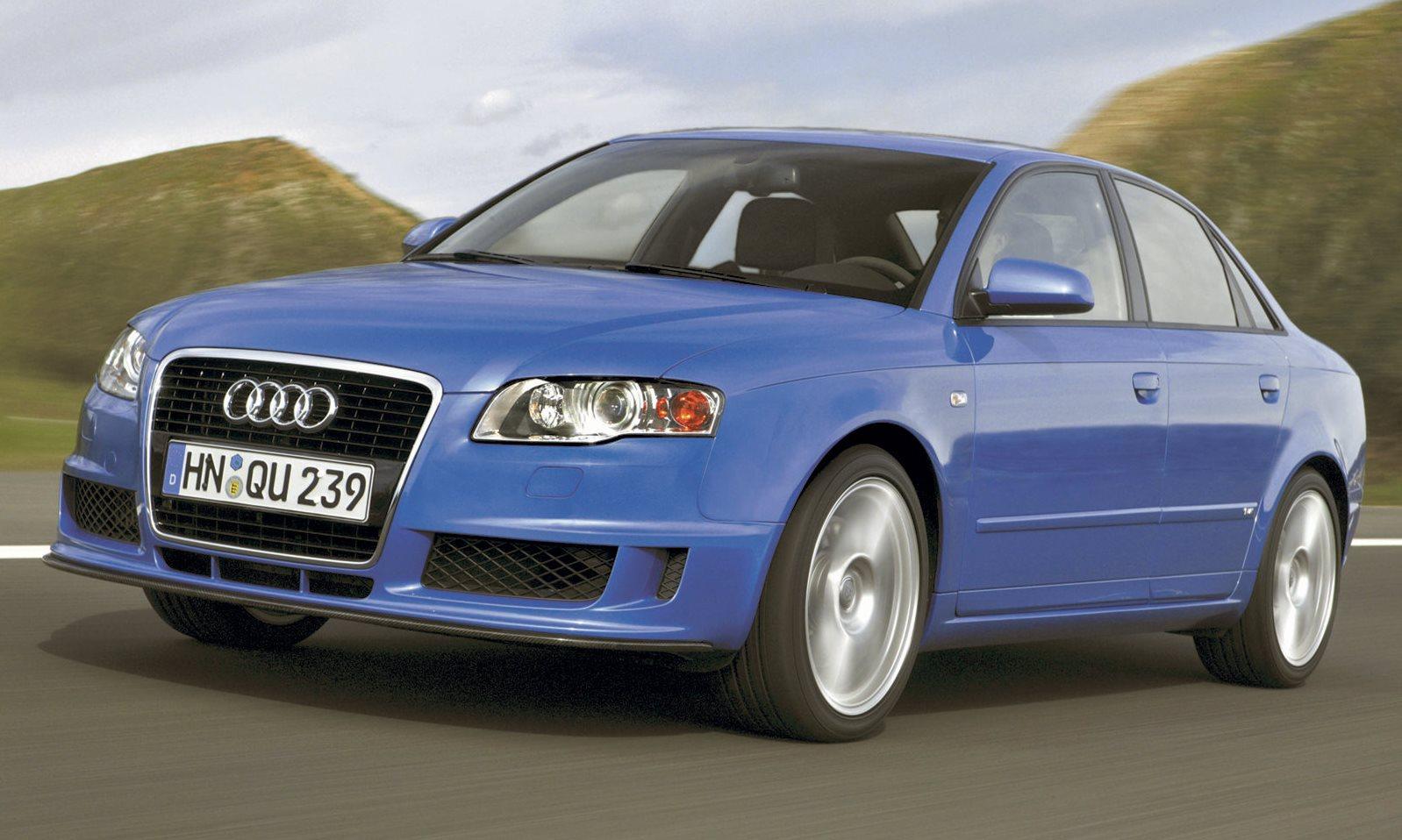 Audi A4 2.0 TFSI DTM Edition
