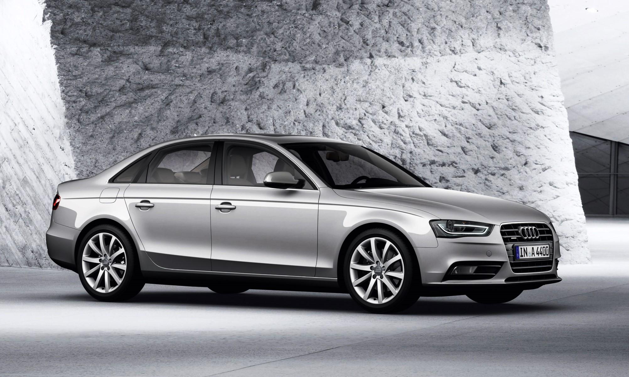 Audi A4 Sedan 3.0 TFSI Quattro S tronic