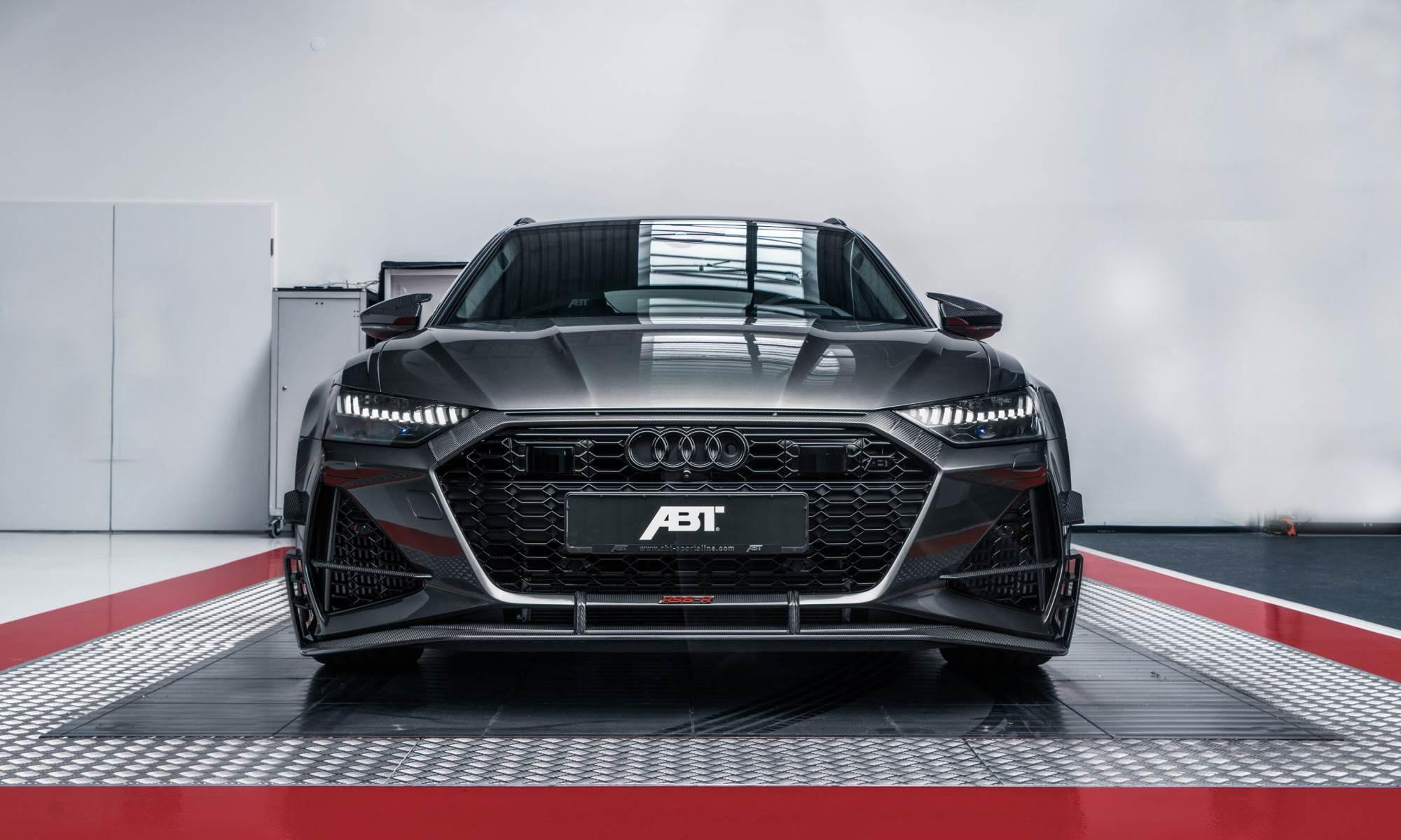Audi ABT RS6-R front edit