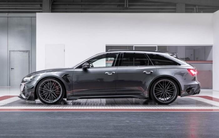 Audi ABT RS6-R profile