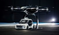 Audi Flying Taxi Concept