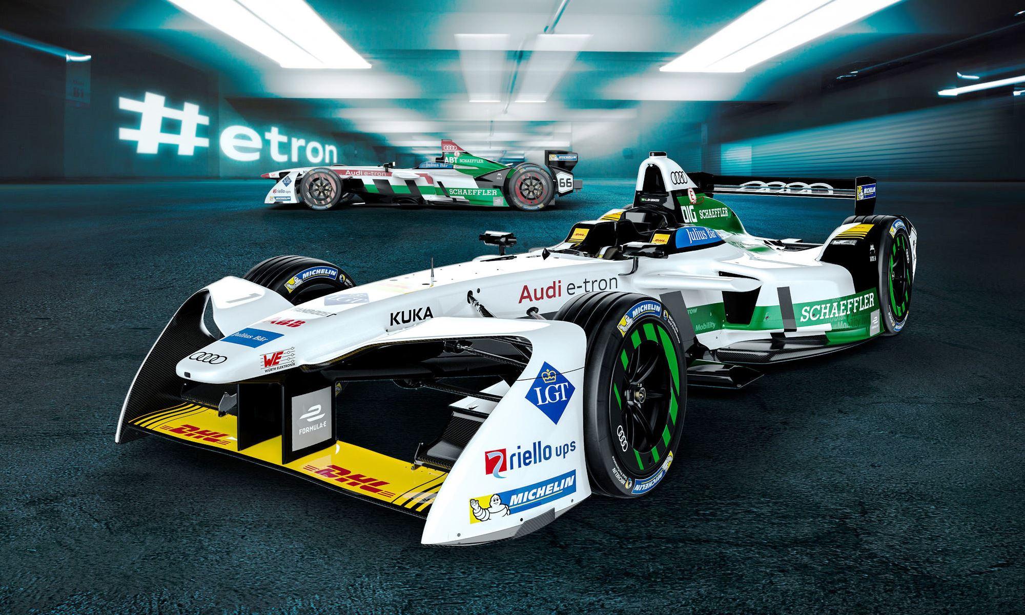 Audi Formula E racer