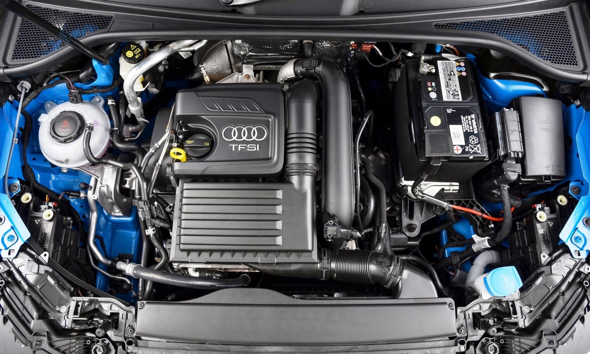 Audi Q3 engine