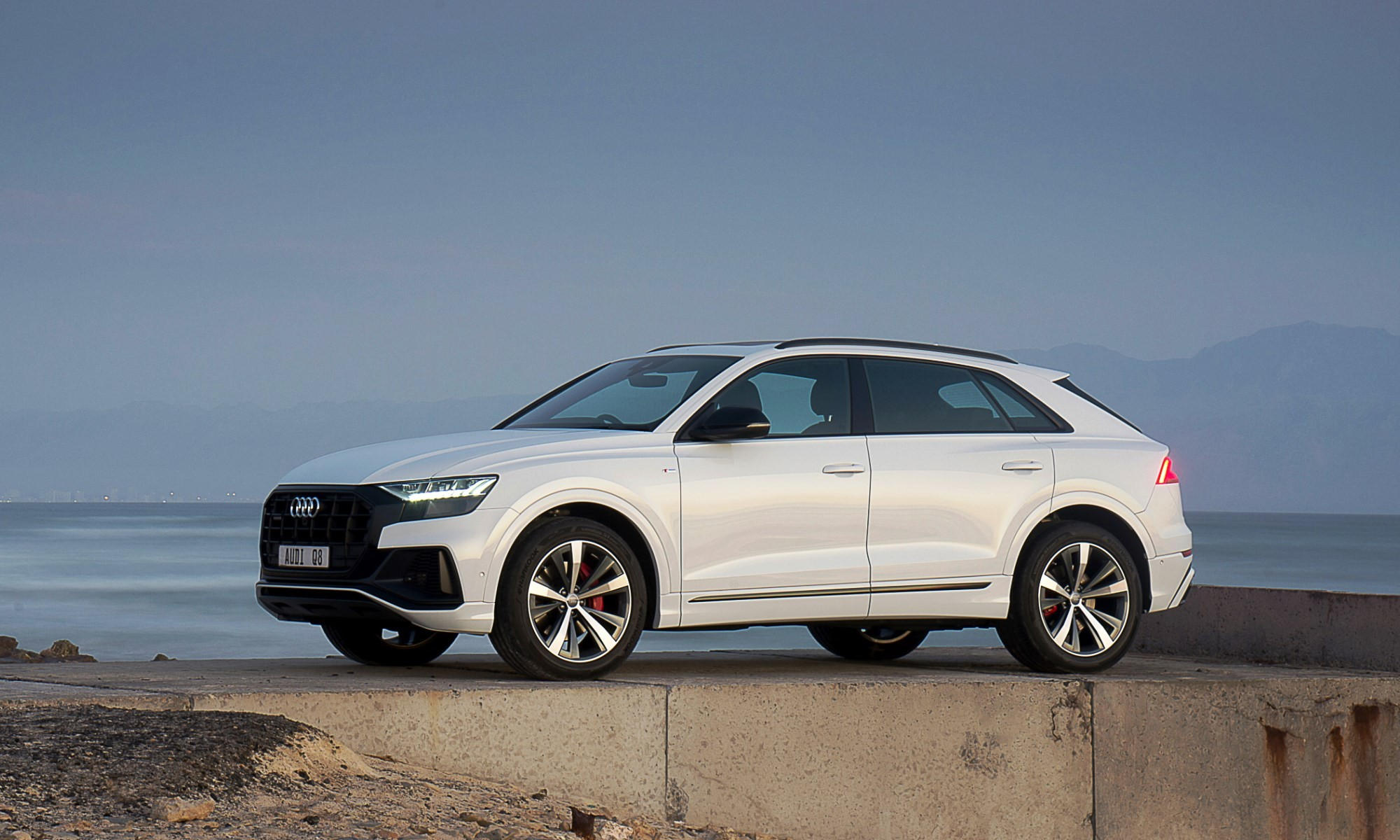 Audi Q8 now in SA