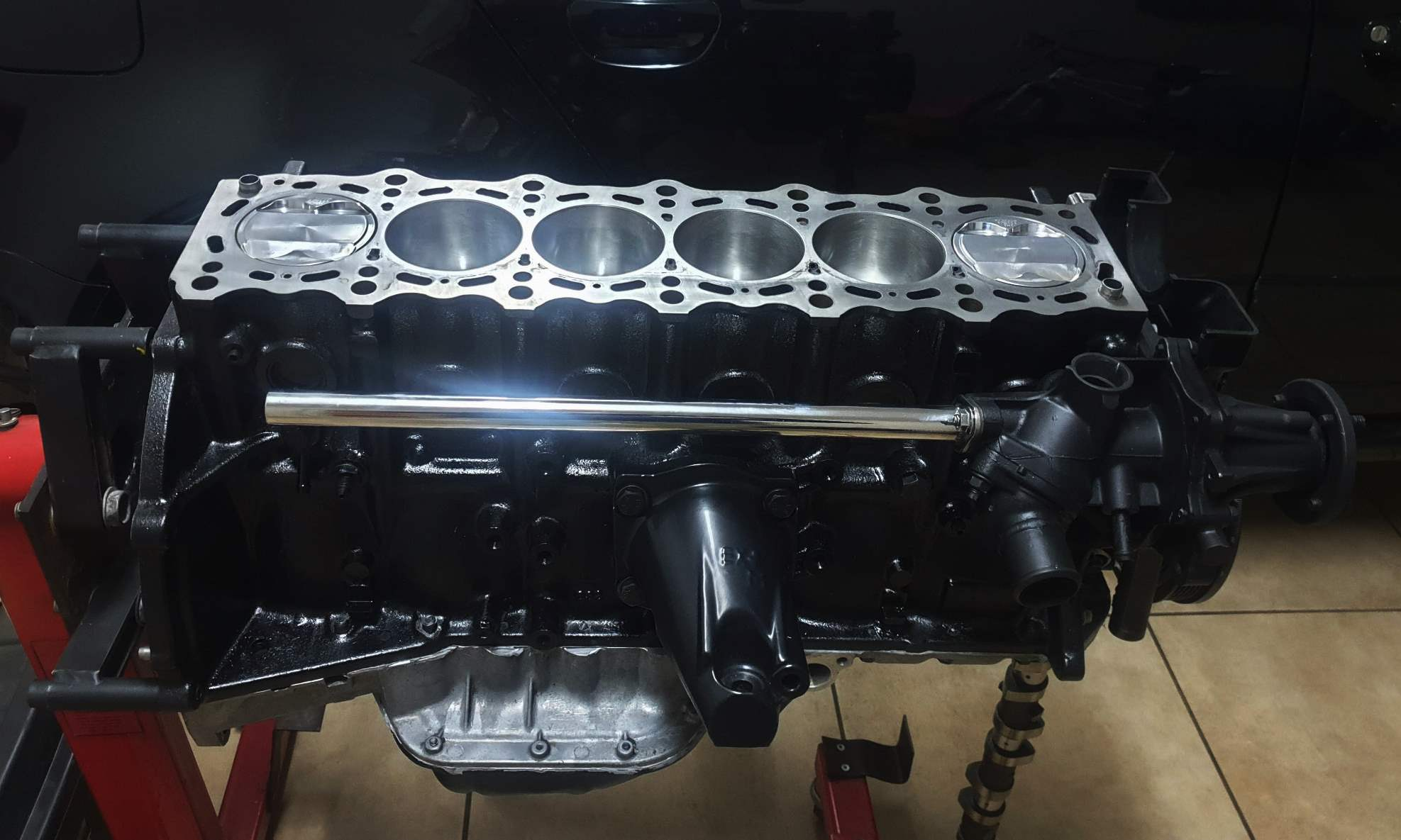 Audi RS2JZ engine rebuild