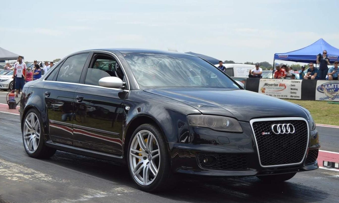 Audi RS2JZ