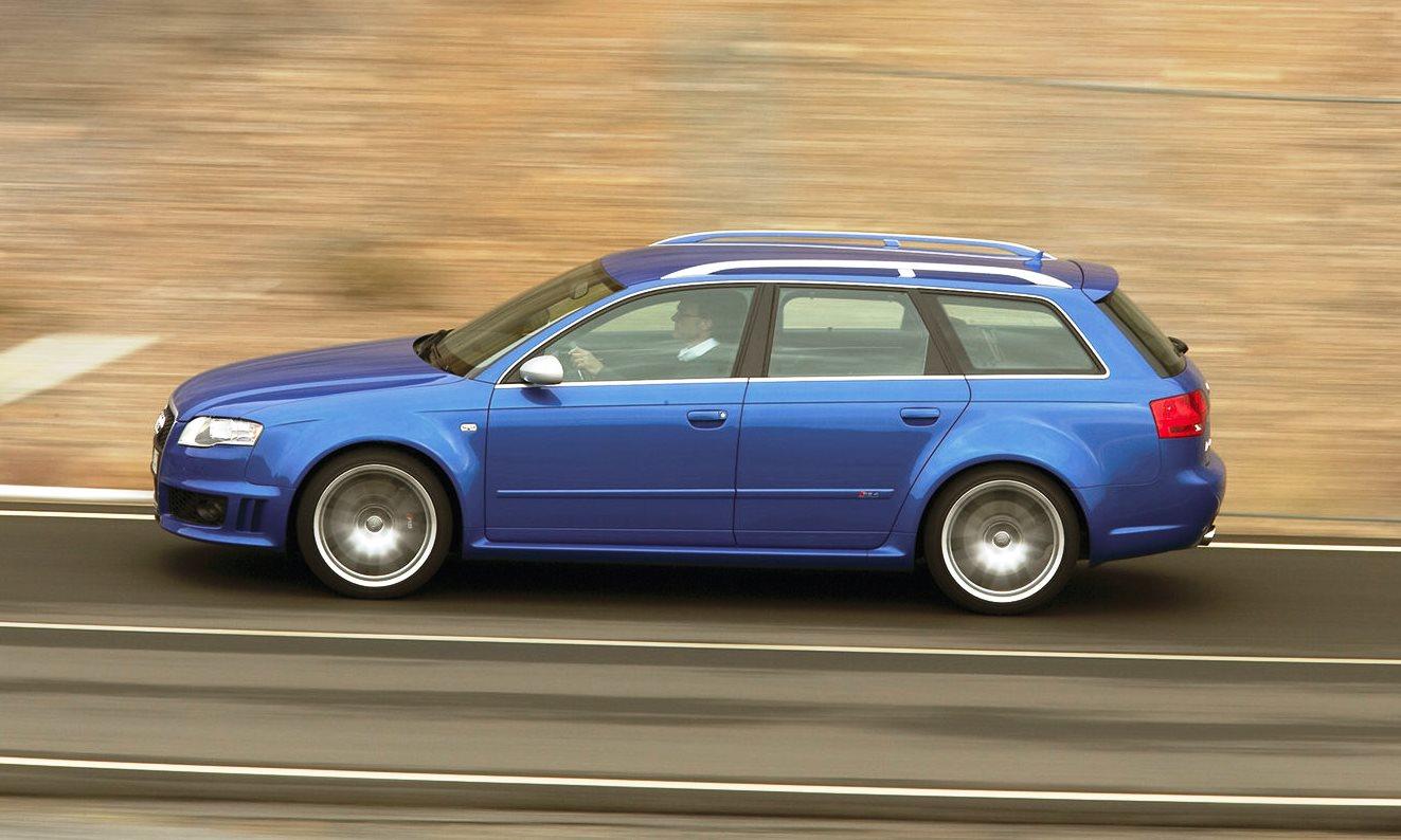Audi RS4 Avant 4.2 V8 FSI Quattro