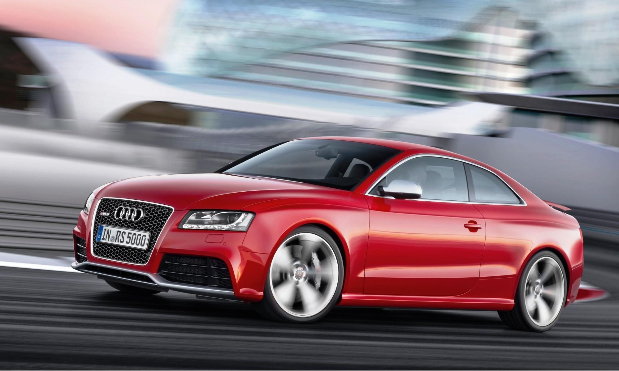 Audi RS5 Coupe 4.2 V8 FSI Quattro S tronic