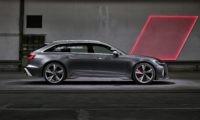Audi RS6 Avant profile