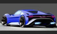 Audi RSQ e-tron rear