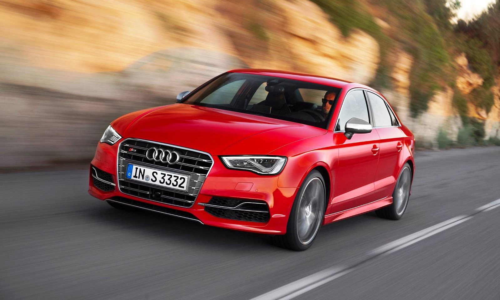 Audi S3 Sedan 2.0 TFSI Quattro S tronic