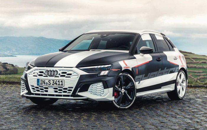 Audi S3 engine info