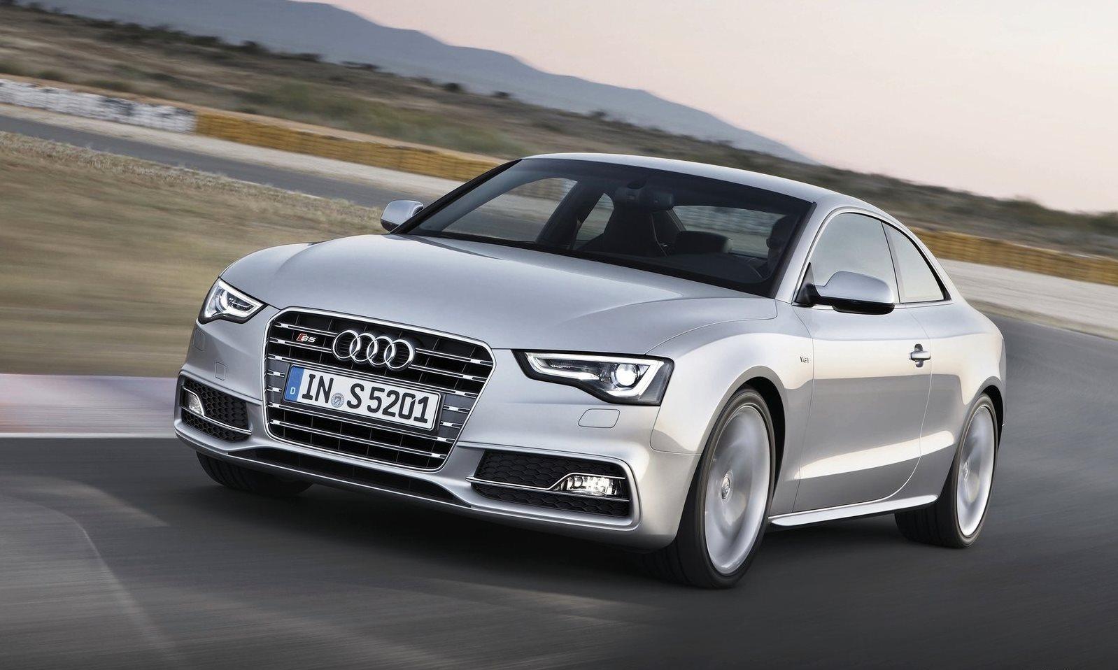 Audi S5 Coupe 3.0 TFSI Quattro S tronic