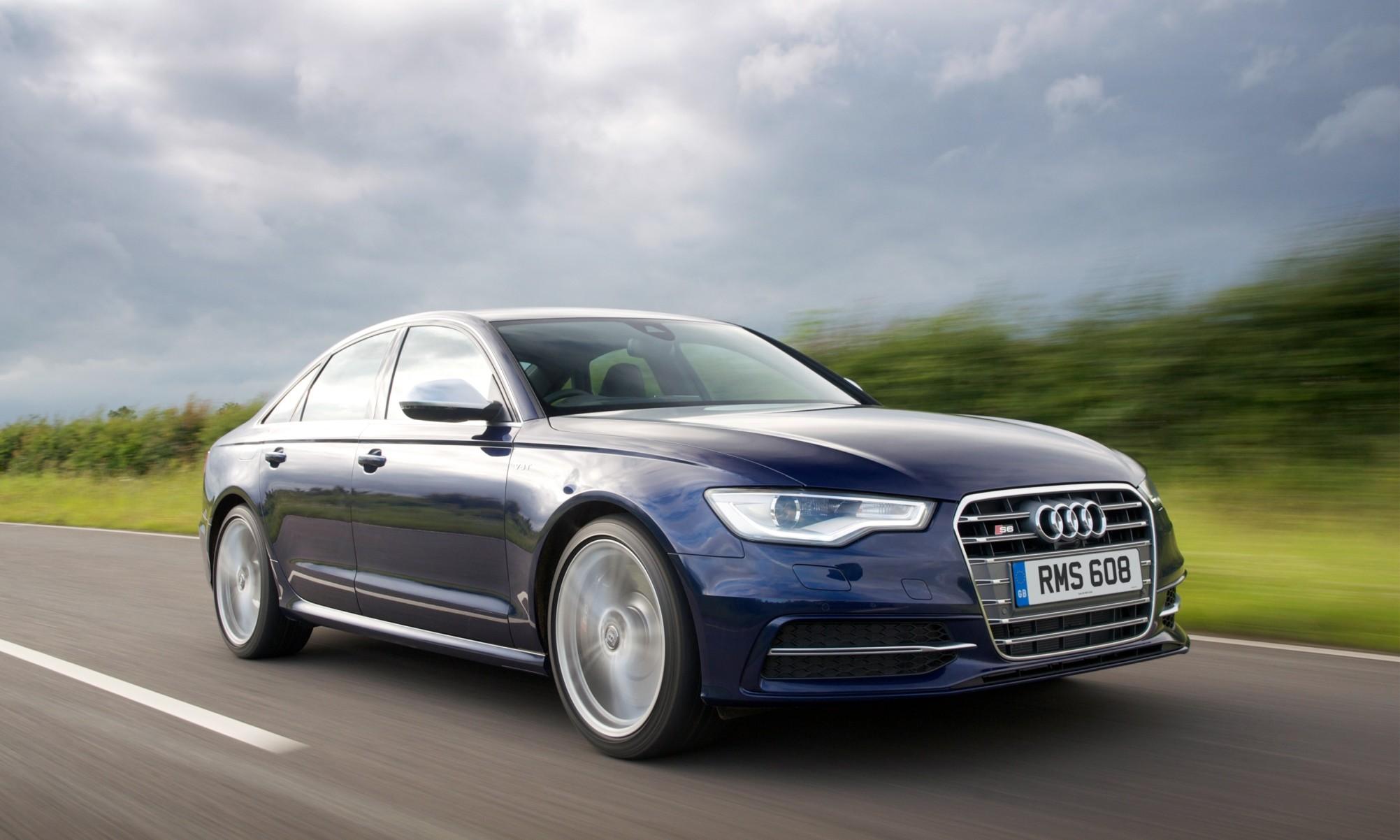 Audi S6 4.0 V8 T FSI Quattro S tronic