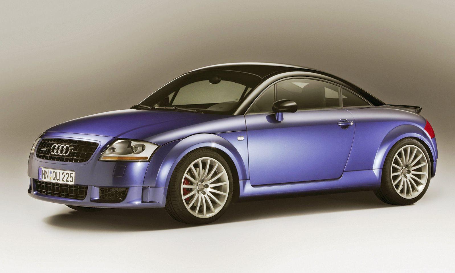 Audi TT Sport Coupe 1.8 T Quattro